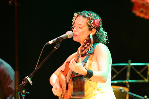 Kate Rusby @ City Hall, Sheffield on 07-10-2006