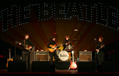 Bootleg Beatles @ Grand Opera House, York on 11-03-2007