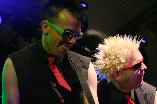 The Toy Dolls @ Cockpit, Leeds on 13-09-2007