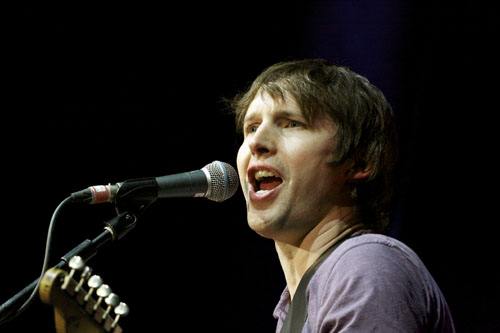 James Blunt @ Guildhall, Portsmouth on 04-03-2011