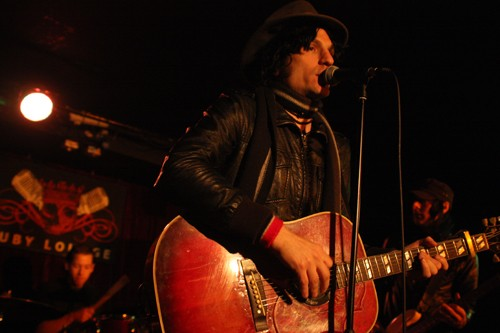 Jesse Malin And The St. Marks Social