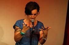 Zoe Lyons @ The Glee Club, Birmingham on 23-11-2011
