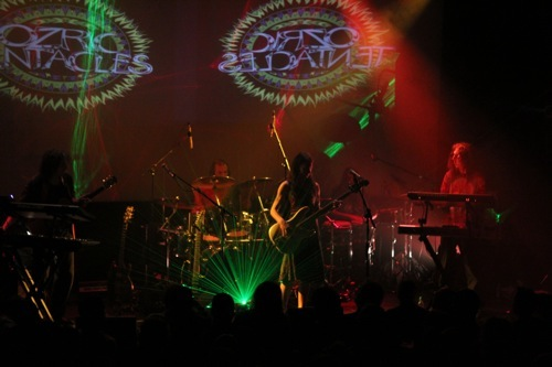 Ozric Tentacles @ Exeter Phoenix, Exeter on 25-06-2012