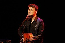 Jim Moray @ Exeter Phoenix, Exeter on 18-03-2012