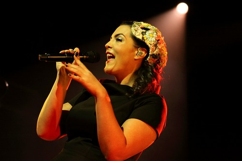 Caro Emerald @ Symphony Hall, Birmingham on 16-09-2013