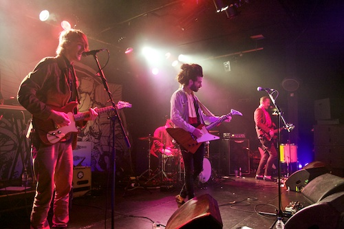 King Charles @ The Wedgewood Rooms, Portsmouth on 11-04-2013