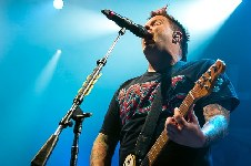 Bowling for Soup @ University of East Anglia (U.E.A.), Norwich on 11-10-2013