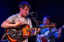 Jim Lockey & The Solemn Sun @ The Waterfront, Norwich on 11-04-2013