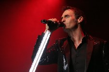 Wet Wet Wet @ The Capital FM Arena (formerly Trent FM Arena), Nottingham on 13-12-2013