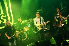 Levellers @ The Picturedrome, Holmfirth on 14-07-2014