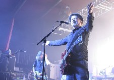 Levellers @ O2 Academy 1 & 2 Sheffield, Sheffield on 20-11-2014