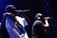 Public Enemy @ O2 Academy (and Underground), Leeds on 31-07-2014