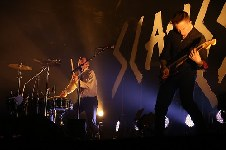 Slaves @ Alexandra Palace, Haringey on 14-11-2014