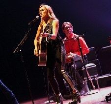 Sheryl Crow @ The Royal Centre (Royal Concert Hall   Theatre Royal), Nottingham on 29-10-2014