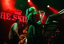 The Skints @ O2 Academy (and Underground), Leeds on 20-12-2014