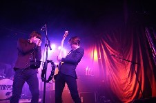 The Strypes @ Concorde 2, Brighton on 12-02-2014