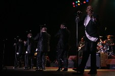 The Temptations @ The Capital FM Arena (formerly Trent FM Arena), Nottingham on 28-03-2014