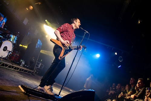 Ash @ The Waterfront, Norwich on 12-12-2015