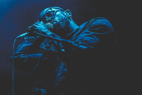 Ghostpoet @ Cardiff Motorpoint (previously CIA), Cardiff on 03-12-2015