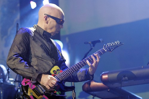 Joe Satriani @ City Hall, Sheffield on 04-11-2015