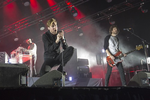 Kaiser Chiefs @ Brighton Centre, Brighton on 11-02-2015
