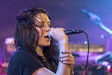 K.Flay @ Brudenell Social Club, Leeds on 26-01-2015