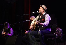 Levellers (acoustic) @ Town Hall, Leeds on 27-02-2015
