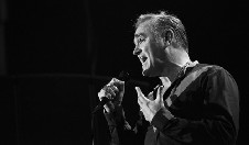 Morrissey @ Cardiff Motorpoint (previously CIA), Cardiff on 17-03-2015