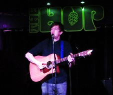 Sam Airey @ The Hop, Wakefield on 09-03-2015