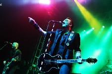 The Wildhearts @ O2 Academy (and Underground), Leeds on 22-09-2015