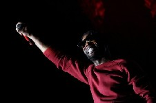 Tinie Tempah @ Genting Arena (previously LG Arena ) , Birmingham on 26-02-2015