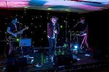 Freddie Dickson & The Guard @ Brudenell Social Club, Leeds on 22-04-2015