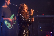 Rae Morris @ Leeds University Union (Stylus, Pure & Mine), Leeds on 01-10-2015