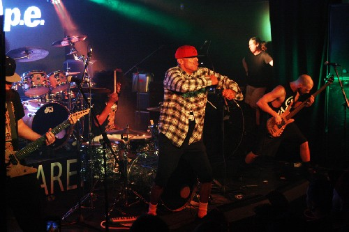 (hed) Planet Earth @ Warehouse 23, Wakefield on 18-10-2016