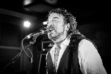 Ginger (The Wildhearts) @ Portland Arms, Cambridge on 20-07-2016