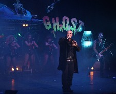 Vampires Rock - Ghost Train  @ Palace Theatre, Mansfield on 04-02-2017