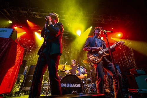 Cabbage @ University of East Anglia (U.E.A.), Norwich on 26-11-2018