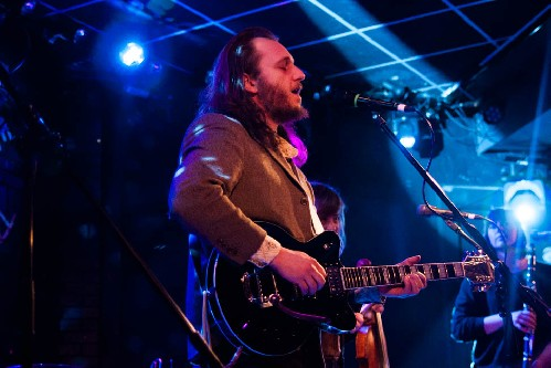 Willy Mason @ Brudenell Social Club, Leeds on 21-02-2018