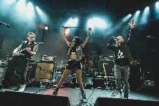 Sonic Boom Six @ The Junction, Cambridge on 20-12-2018