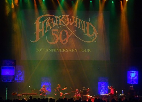 Hawkwind @ Royal Albert Hall, City of Westminster on 26-11-2019