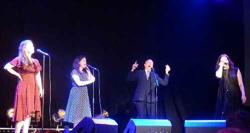 The Unthanks @ Open, Norwich on 15-05-2019