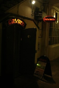Cavern Club, Exeter